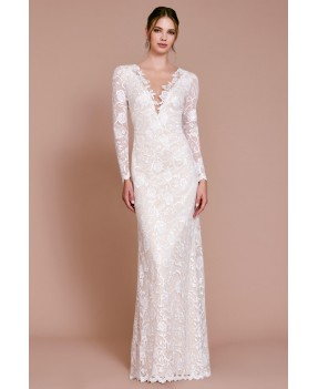 Delphia Gown